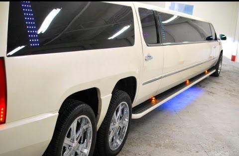 Double Axle Cadillac Escalade